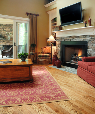 Rugs On Hardwood Floors Colorado Pro Flooring Brokers Denver