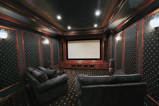 Choosing Flooring For Home Theaters And Media Rooms